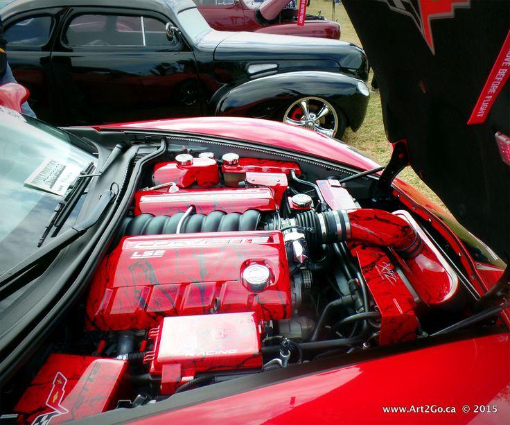 Corvette Package