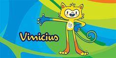 Rio 2016 Mascot Vinicius   History & Photos