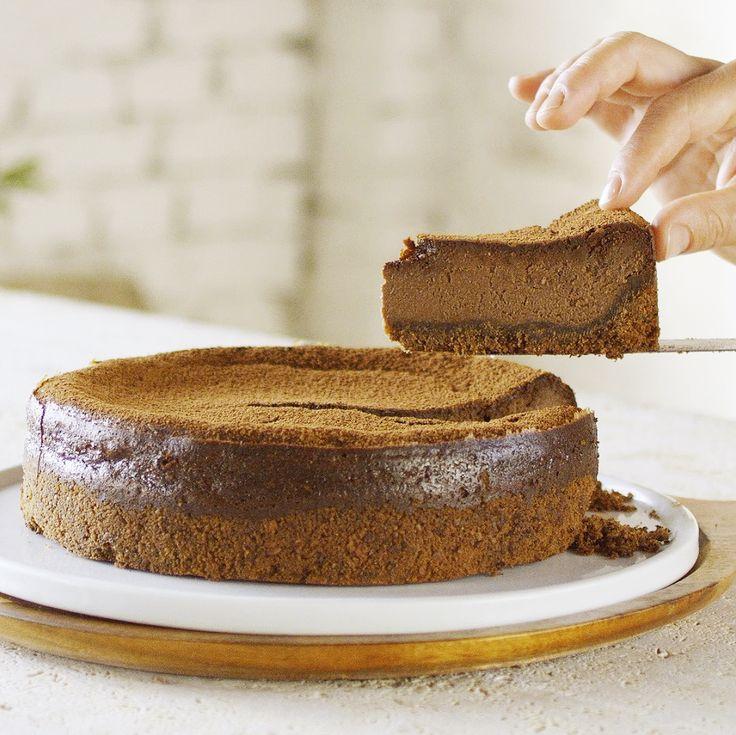 Oslava kávy: Smlsněte si na kávovém cheesecaku