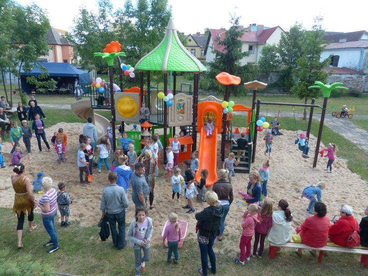 Okonek - realizacja placu zabaw. certyfikowane place zabaw  http://spil.pl/okonek-certyfikowane-place-zabaw/
