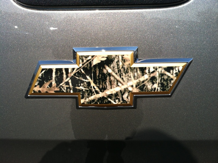 camo chevy emblem the image kid has it. Black Bedroom Furniture Sets. Home Design Ideas
