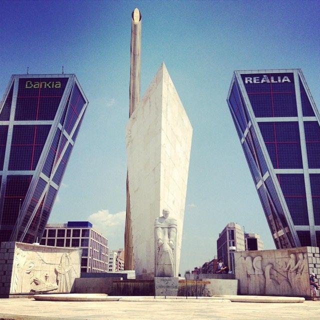 Kio Towers, Madrid