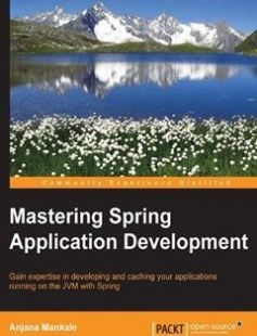 Mastering Spring Application Development free download by Anjana Mankale ISBN: 9781783987320 with BooksBob. Fast and free eBooks download.  The post Mastering Spring Application Development Free Download appeared first on Booksbob.com.