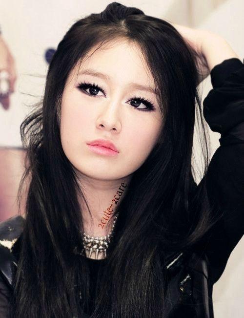 Jiyeon-Makeup