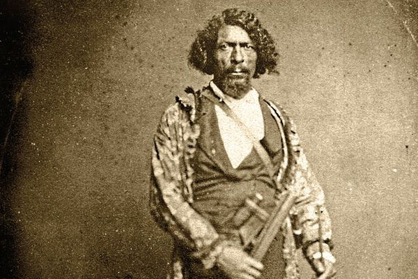 For most descendants of African slaves born prior to the Civil War, the path to freedom was usually a covert and perilous foot journey to exile in the North. But for James Pierson Beckwourth, the trail blazed off the plantation and headed to the American West, into the Rocky Mountains, where he arrived as a fur trapper and, later, became an adopted member of the Crow Indians.