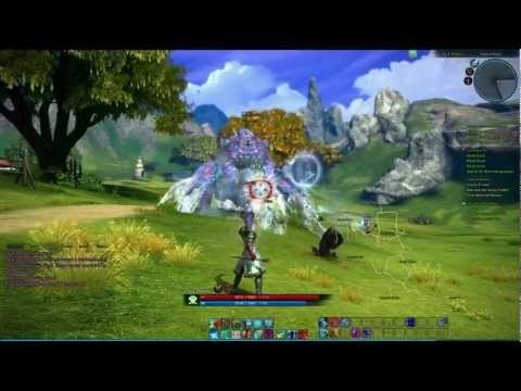 Video I made of Tera gameplay for anyone out there into MMOs! :)