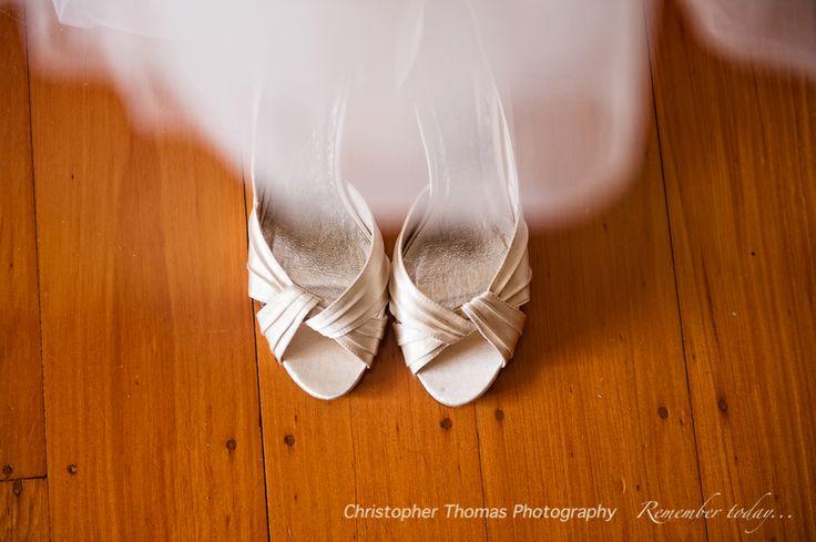 Brisbane Wedding Photographers - wedding shoes, Christopher Thomas Photography
