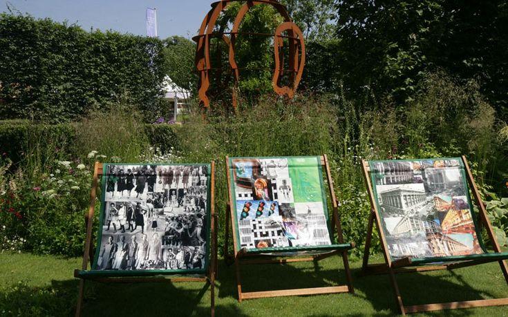 The McCarthy & Stone garden