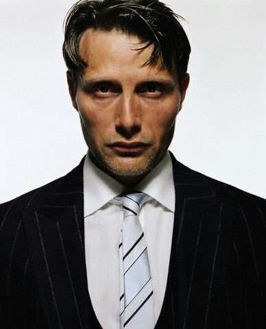 mads mikkelsen - Just because he's awesome