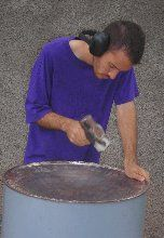 Making Steel Pans: An Overview