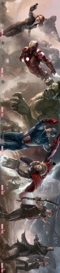 Los Vengadores, la película