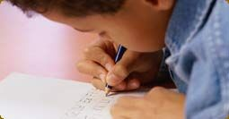 Writing disabilities: wonderful PBS series (Misunderstood Minds) with links to simulations.  Excellent professional development!