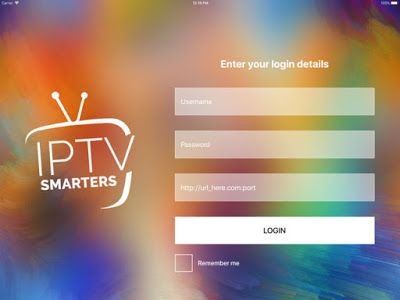 iptv smarters pro free username and password 08-11-2018 | Smart tv