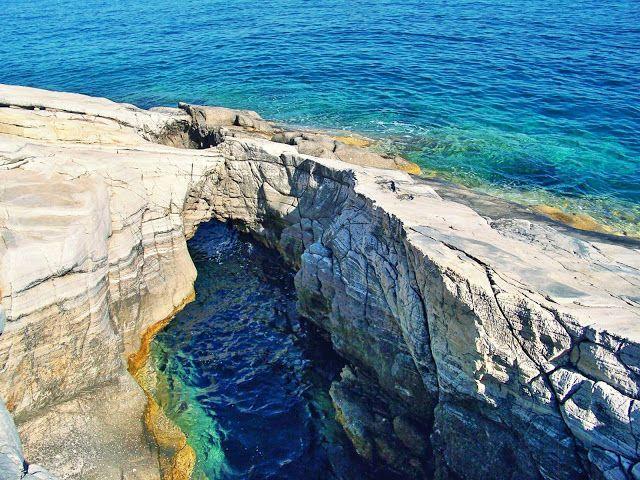 Άρωμα Ικαρίας: «Ο Βράχος του Ίκαρη ...».
