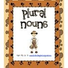 Plural Nouns contains 6 pages of plural  resources and activities.  You will find the following if you purchase this item:-Plural Rules sheet-P...