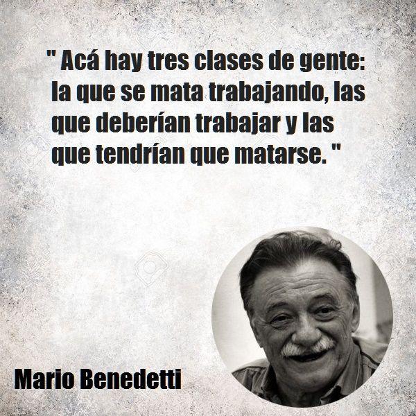 Frases Cortas De Mario Benedetti Frases Citas Poemas Y