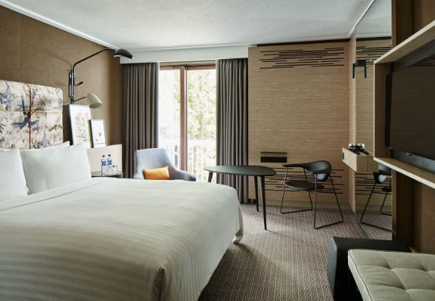 London Marriott Hotel Regents Park NW3 Executive King