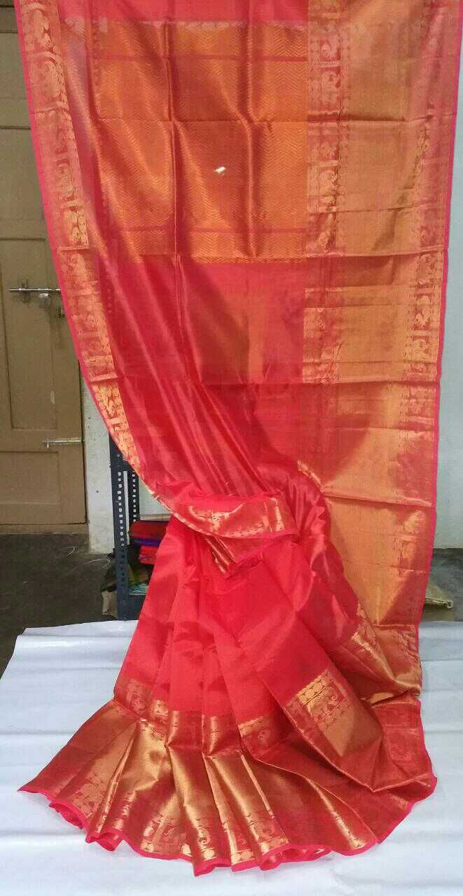 Silk cotton Saree's