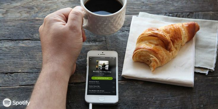 What music gets you going in the morning?