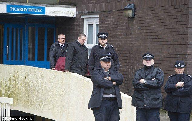 Police shot dead man in North London