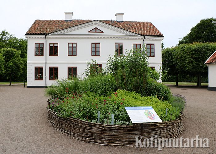Fredriksdal, Helsingborg, Ruotsi.