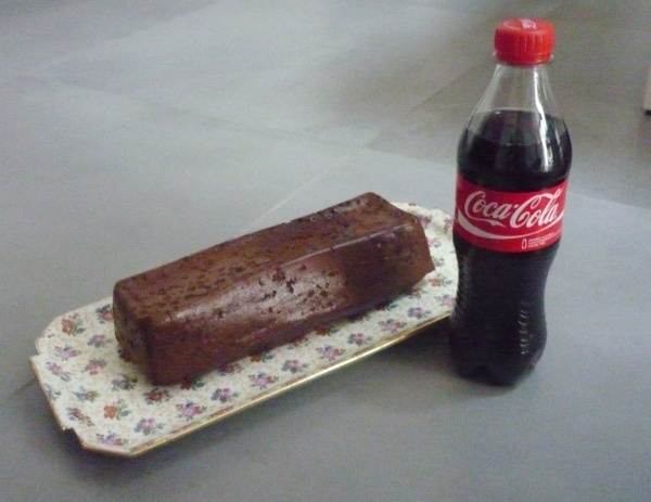 Miam-miam ou beurk : Cake au coca