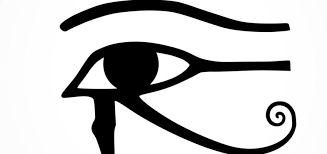 Afbeeldingsresultaat voor het oog van horus illuminati