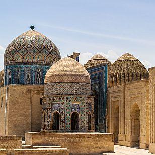 Usbkeistan - Samarkand - Ulugbek Observatorium