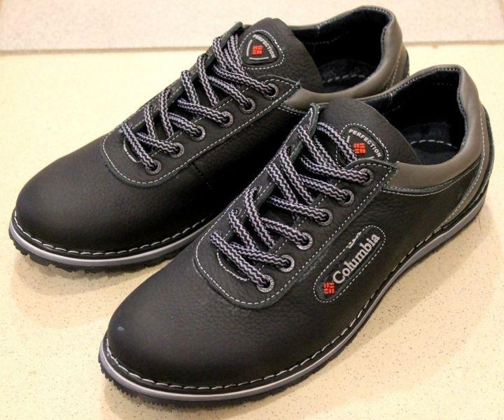 кожаные ботинки Columbia 40 р.