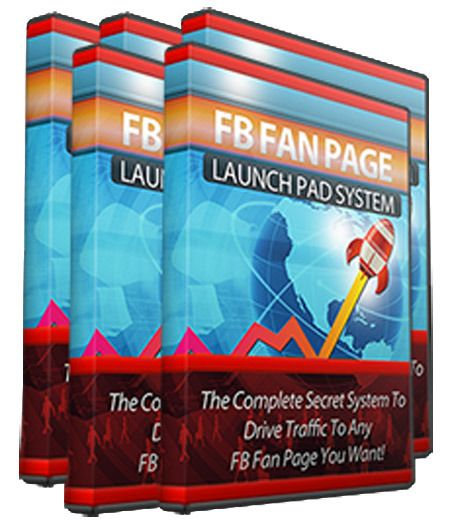 FB Fan Page Launch Pad System - Video Series (Personal Use Rights)