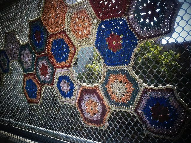 .: Photos, Flickr, Prospect Parks, Delight Students, Art, Crochet Tags Bridges, Gardens, Yarns Bombs, 3431 Photo