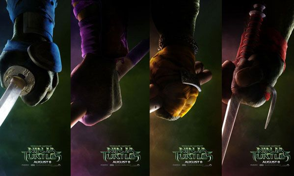 "Shell yeah! ""Paramount Pictures"" today released the second official movie trailer for the upcoming ""Teenage Mutant Ninja Turtles"" movie – pr..."