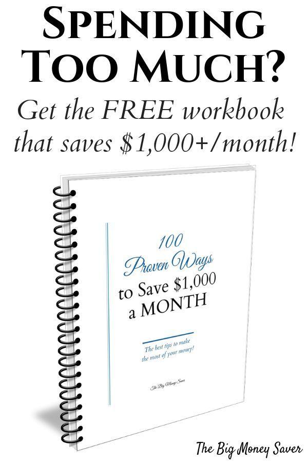 Sie möchten schnell Geld sparen? Dann brauchen Sie dieses KOSTENLOSE Arbeitsbuch. Es ist mit 1 geladen …   – 7. Saving Money Group