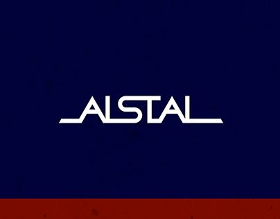 "Check out new work on my @Behance portfolio: ""Alstal logo"" http://be.net/gallery/43571007/Alstal-logo"