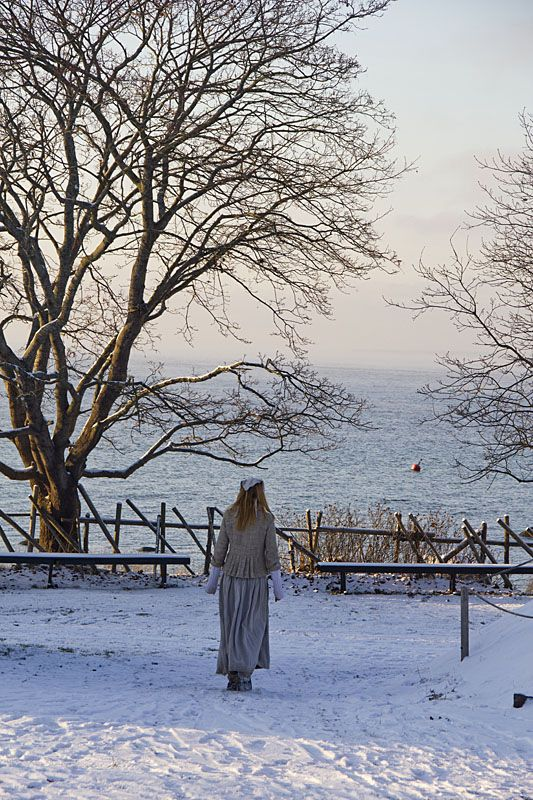 Winter wonderland Viimsi open air museum Tallinn Estonia Christmas atmosphere