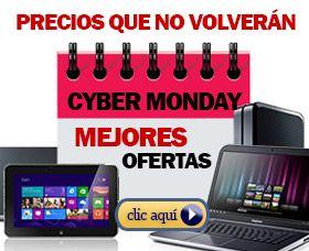 Mejores tiendas de cyber monday / lunes cibernético