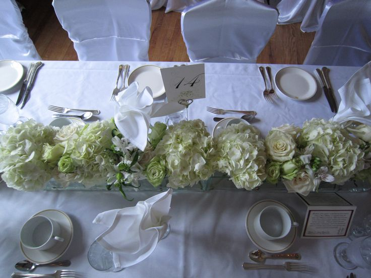 1000 ideas about rectangle table centerpieces on for Centerpiece for rectangular dining table