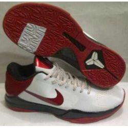 Sepatu Basket Nike Kobe 5, sepatu untuk bermain basket keren dari Nike, dijual secara online di www.ujangmia.com toko sepatu online terpercaya