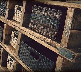 Pallet Dresser.