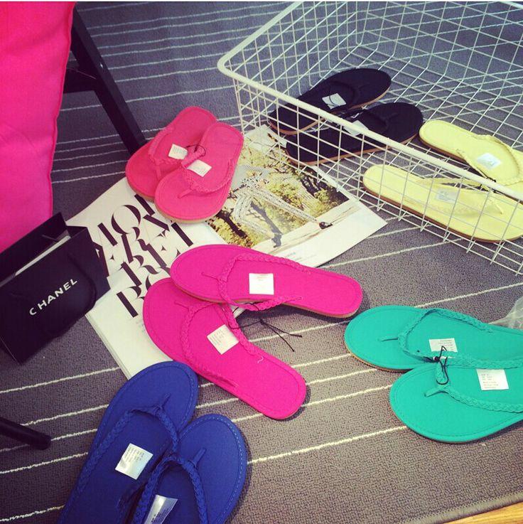 MINGKIN холст сандалии и тапочки летние тапочки женщин тапочки пляжные сандалии - Taobao