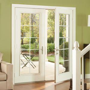 Whether You Call It A Hinged Patio Door, A Garden Door Or
