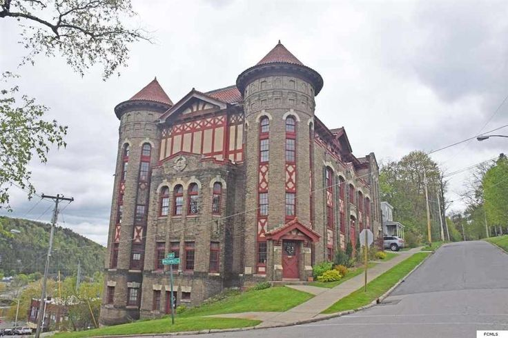 IFormer Masonic Lodge in perfect condition. Over 12,000 square feet of space! Little Falls, NY