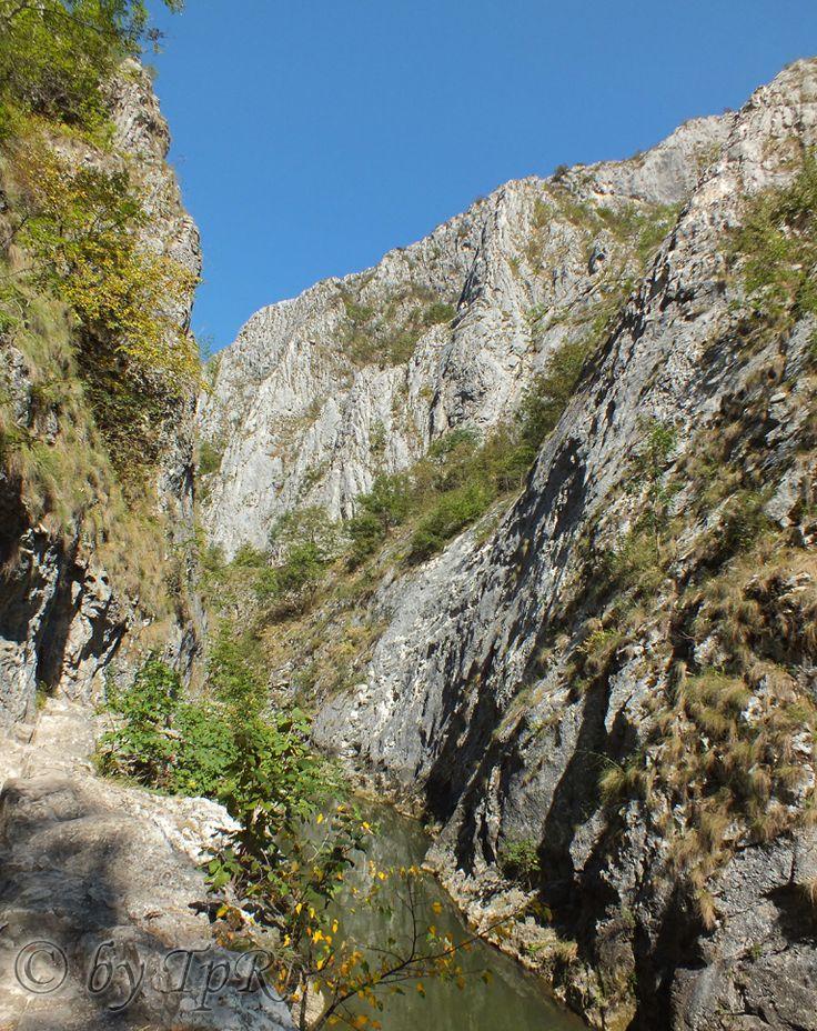 Turda gorges, Cluj County, Romania