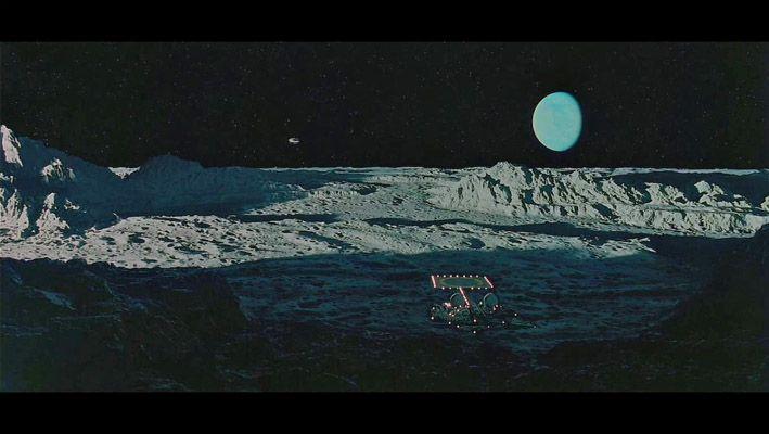 2001 Odissea Nello Spazio Lanzarote E La Location Ideale Per Girare Un Film Sullo Spazio Iil Timanfaya Rese Lunare L Aspetto Della Affiche Cinema Film Cinema