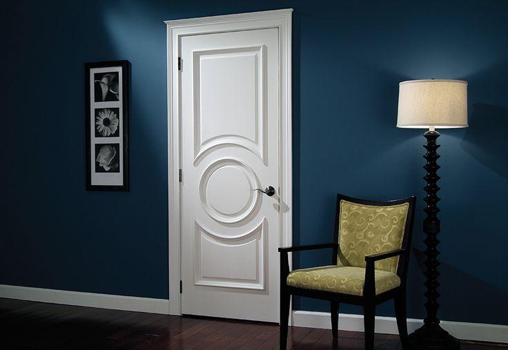 Woodgrain MDF Doors