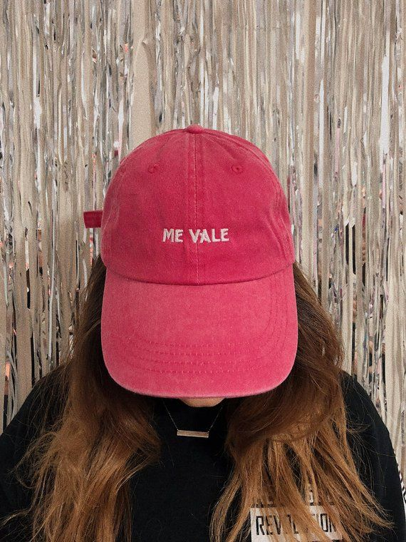 Chingona - Me Vale Dad Hat - Gift for her - Dad Hat - Gift for Her - Latina  Cap - Latina Power - La 74183f8ac79
