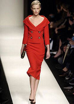 Céline Fall 2004 Runway - Céline Ready-To-Wear Collection