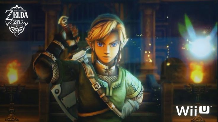 Zelda Wii U Full Demo - E3