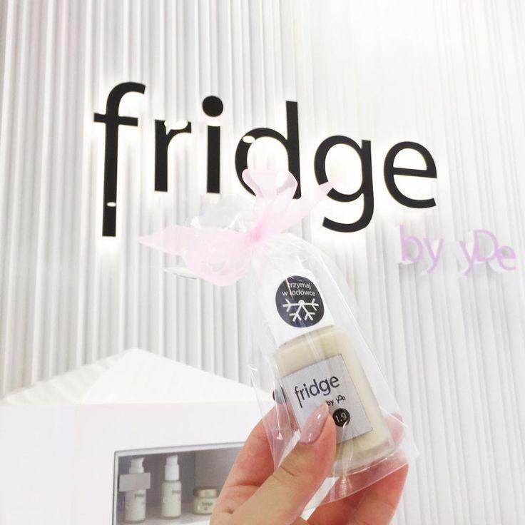 Testujemy naturalne kosmetyki @fridge_by_yde #cosmetics #fridge