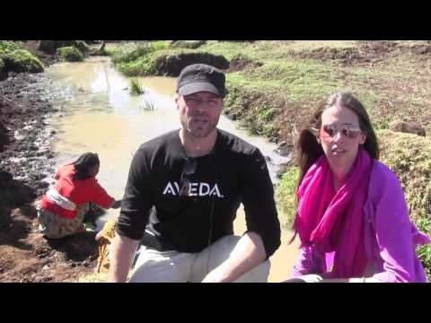 Wesley Connor and Andrea Hill Visit Ethiopia to experience for themselves the situation faced by the people there. This video presentation is so moving, you will never think about your modern day problems the same way. Please join us in the fight to end this kind of imbalance. Access to Clean Water is a basic human right that we all share. Some of us just don't get to actress or share the water. That is just not fair. $25 can change that.